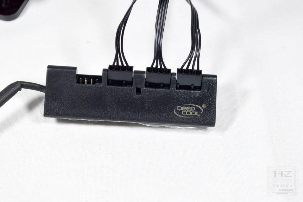 DEEPCOOL CF120 - Fan Hub