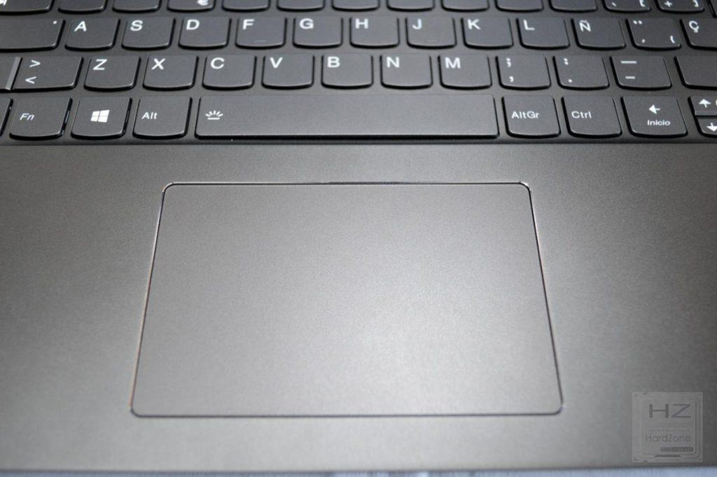 Lenovo Yoga 730 - Trackpad