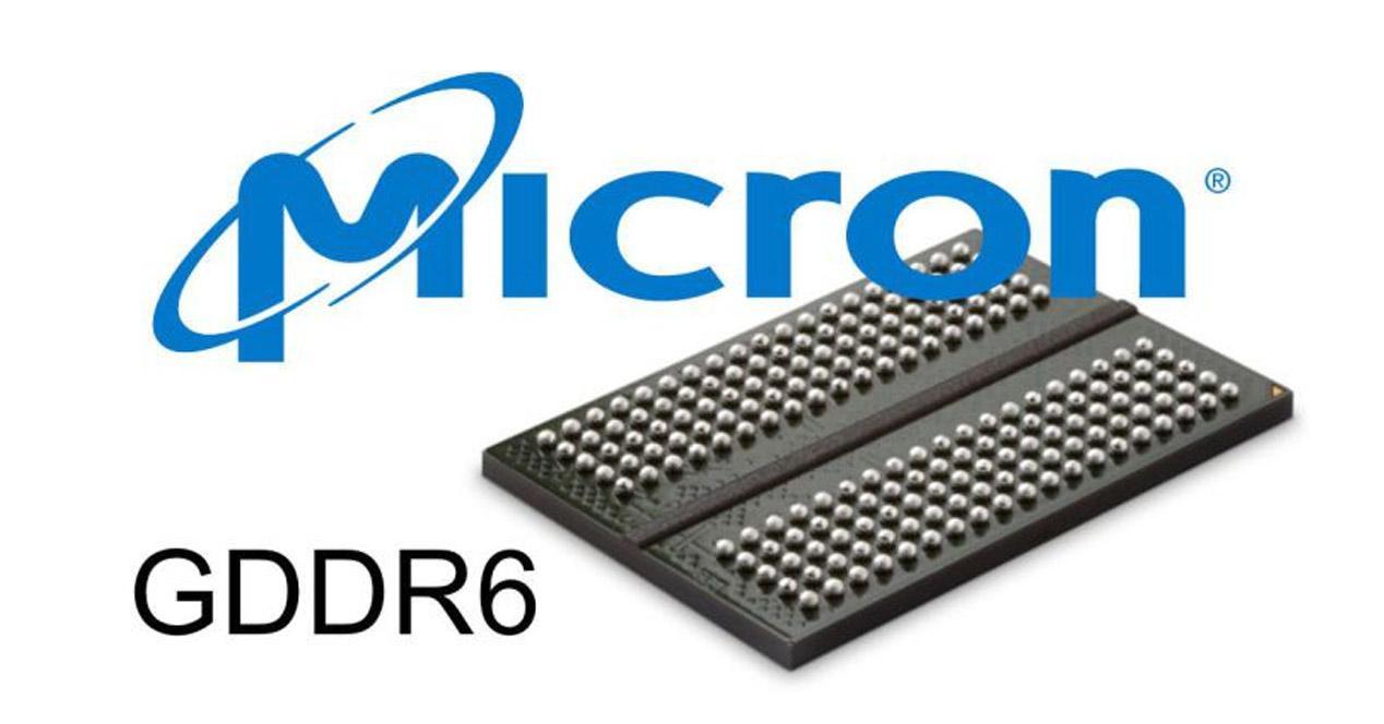 Ver noticia 'La memoria GDDR6 cuesta casi lo mismo que la GDDR5 y tiene el doble de ancho de banda'
