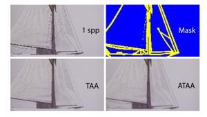 NVIDIA Adaptive Temporal Antialising (ATAA): nuevo suavizado de imagen para juegos