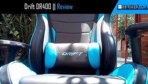Review: Drift DR400, una gran silla con grandes características