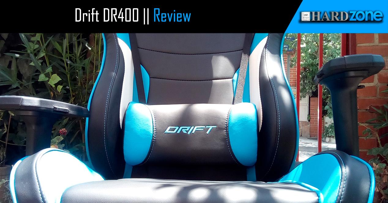 Ver noticia 'Review: Drift DR400, una gran silla con grandes características'