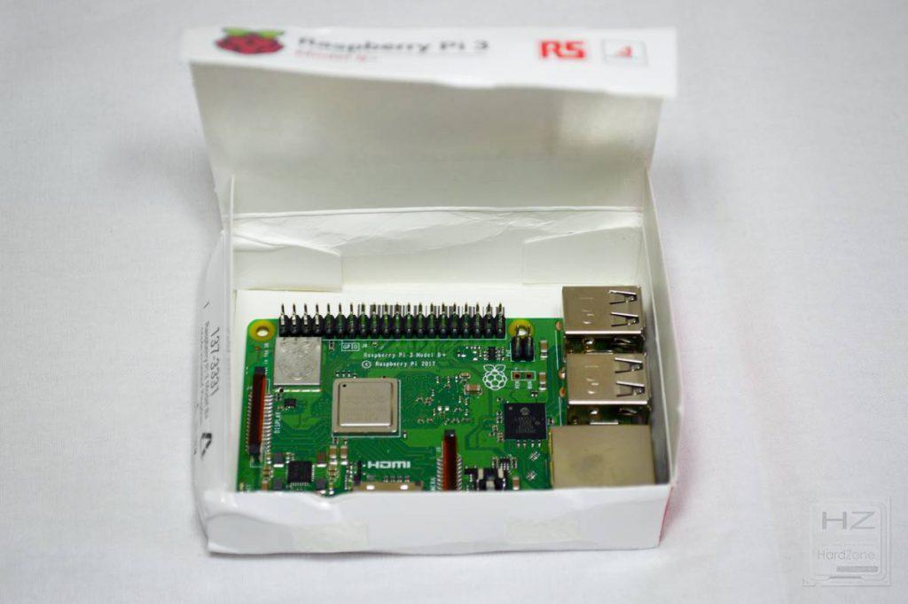 Raspberry Pi 3 Modelo B+ - Caja 5
