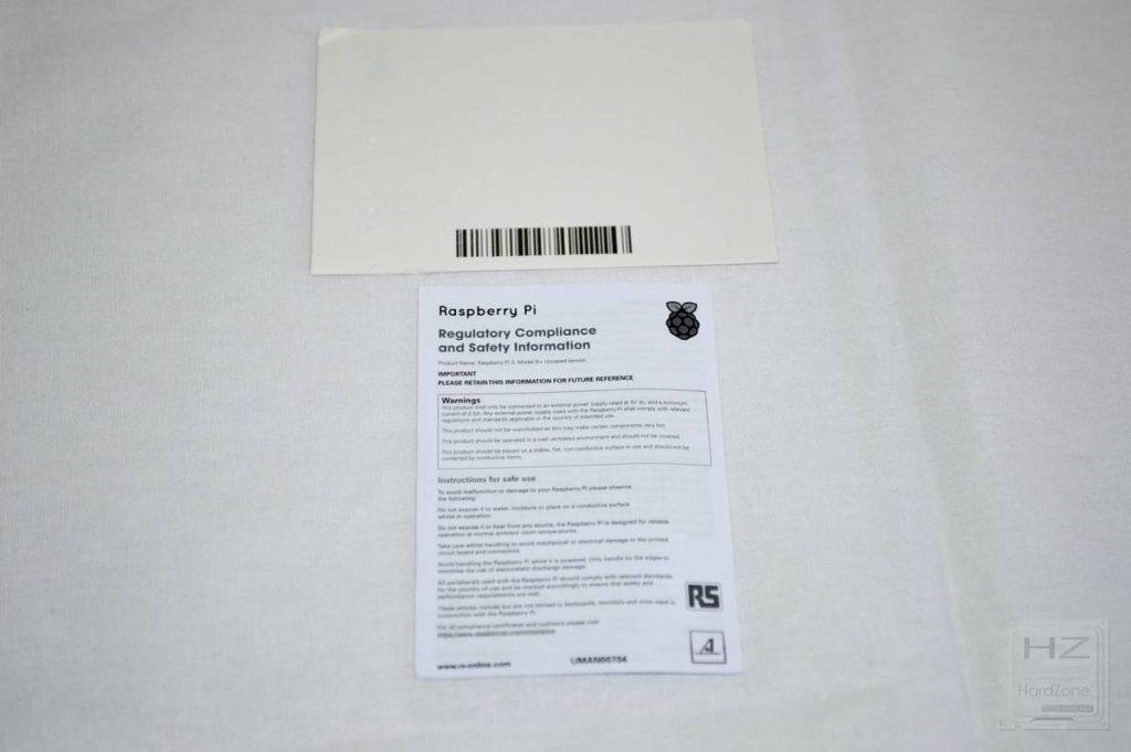 Raspberry Pi 3 Modelo B+ - Garantia