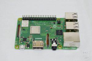 Raspberry Pi 3 Modelo B+ - Vista 2