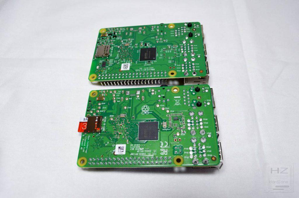 Raspberry Pi 3 Modelo B+ - Vista Pi 3 2