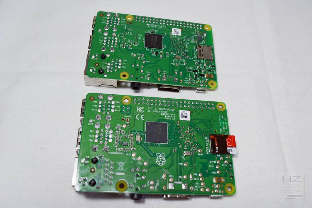 Raspberry Pi 3 Modelo B+ - Vista Pi 3 3