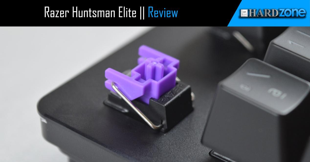 Ver noticia 'Review: Razer Huntsman Elite, teclado con interruptores Optomecánicos'