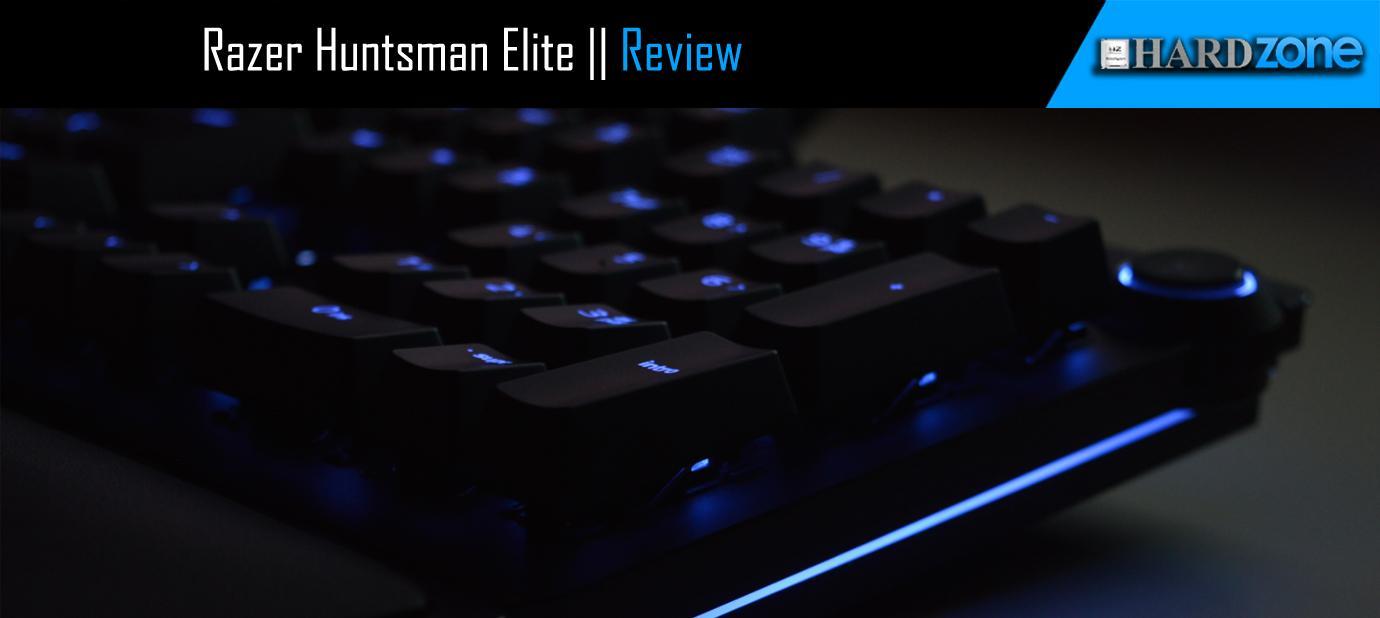 Ver noticia 'Análisis: Razer Huntsman Elite'