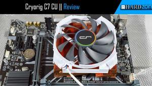 Review: Cryorig C7 CU, un disipador totalmente de cobre que cabe en cualquier caja