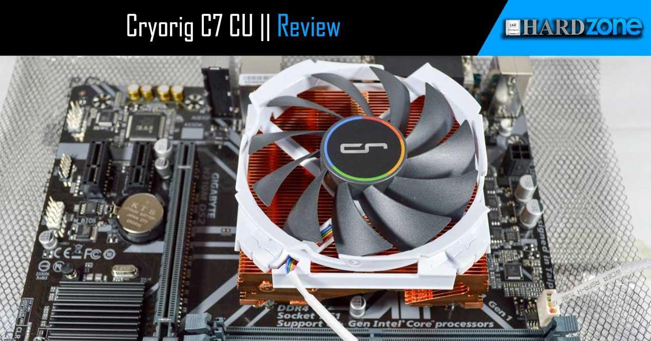 Review Cryorig C7 CU