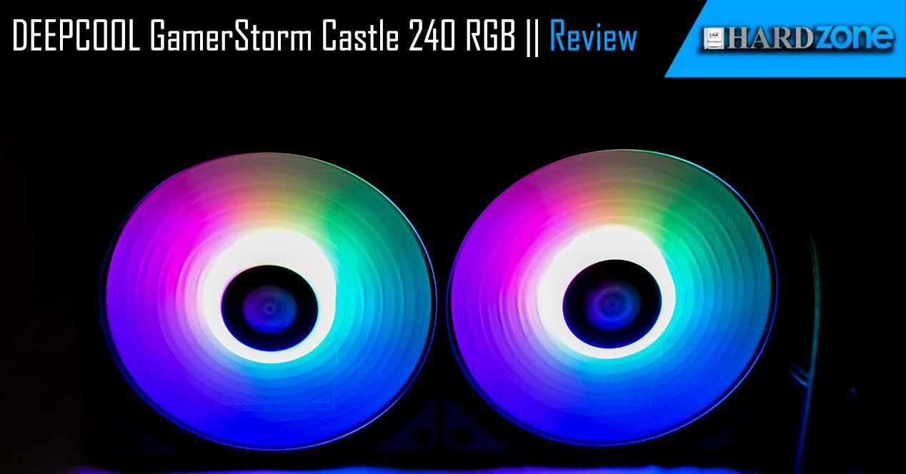 Review DEEPCOOL GamerStorm Castle 240 RGB