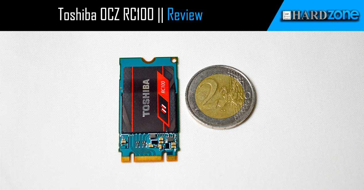 Review Toshiba OCZ RC100