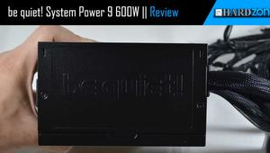 Review: be quiet! System Power 9 600W, una fuente de alimentación silenciosa y segura