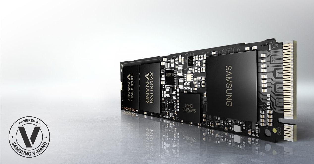V-NAND de 96 capas