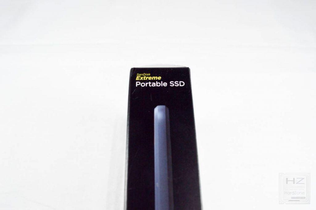 SanDisk Extreme Portable SSD - Caja 2