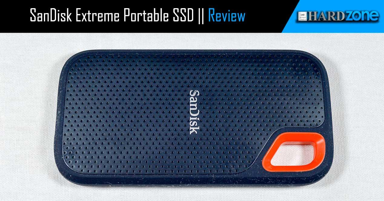 SanDisk Extreme Portable SSD - Review