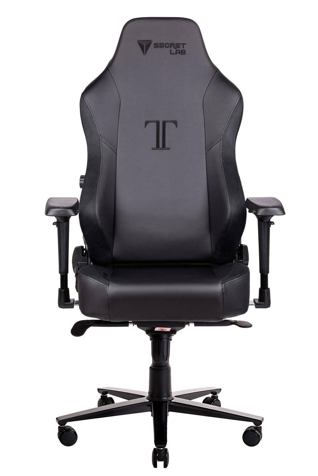 Secretlab Titan Black