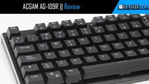 Review: ACGAM AG-109R, un teclado gaming RGB al alcance de todos