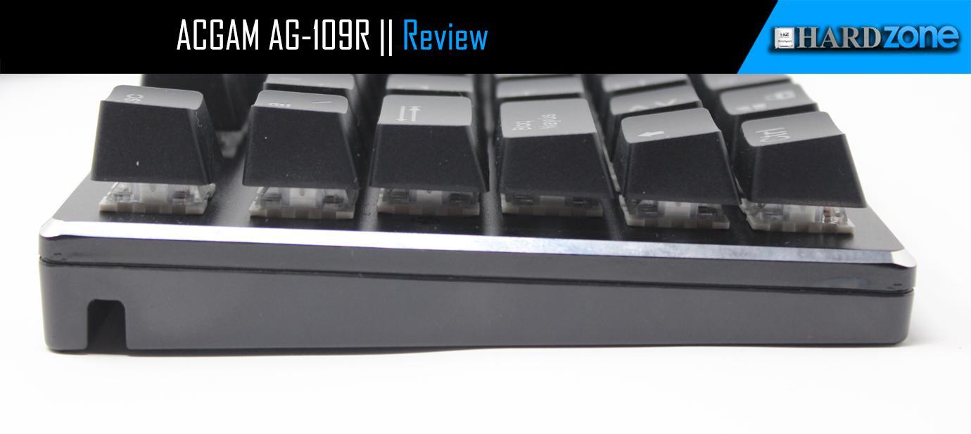 Ver noticia 'Análisis: teclado gaming RGB barato ACGAM AG-109R'