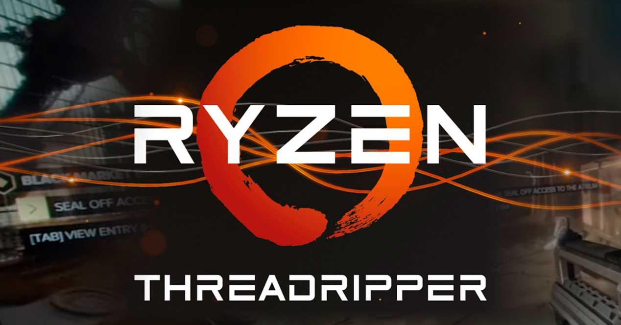 filtracion amd ryzen threadripper especificaciones