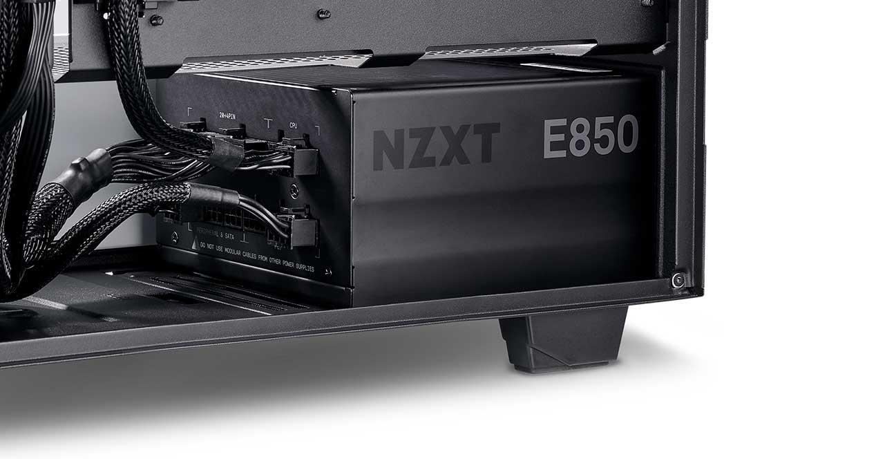 NZXT lanza sus primeras fuentes de alimentación modulares con control de consumo en tiempo real