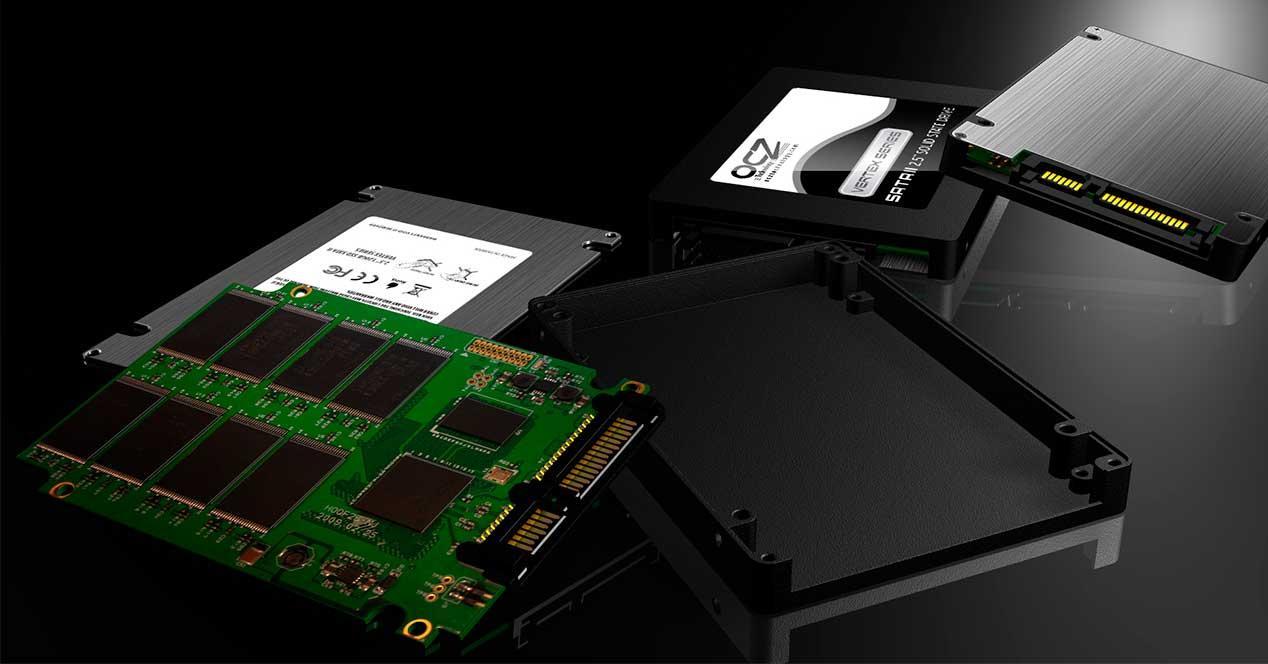 samsung western digital precio de los SSD desplome