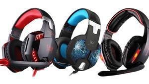 Los 5 mejores auriculares gaming por menos de 40 euros