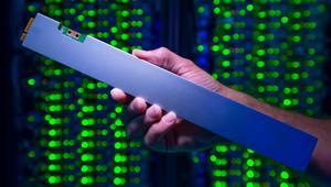 Llega el SSD más grande del mundo: el Intel SSD DC P4500 tiene una capacidad de 32 TB