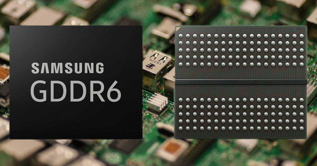 NVIDIA podría no tener suficientes memorias GDDR6 para sus gráficas