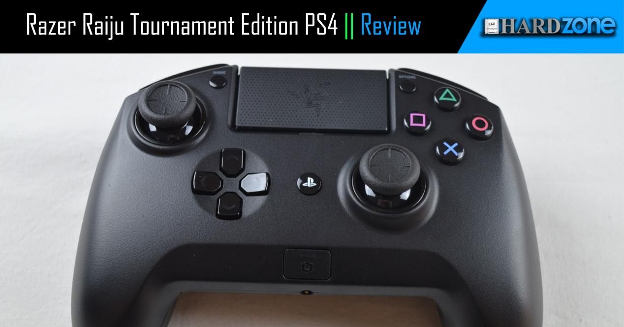 Review Razer Raiju Tournament Edition Todo Lo Bueno De Ll Mando De Xbox En Ps4 Βρες τιμές για razer raiju tournament edition black σε 10 καταστήματα στο skroutz. review razer raiju tournament edition