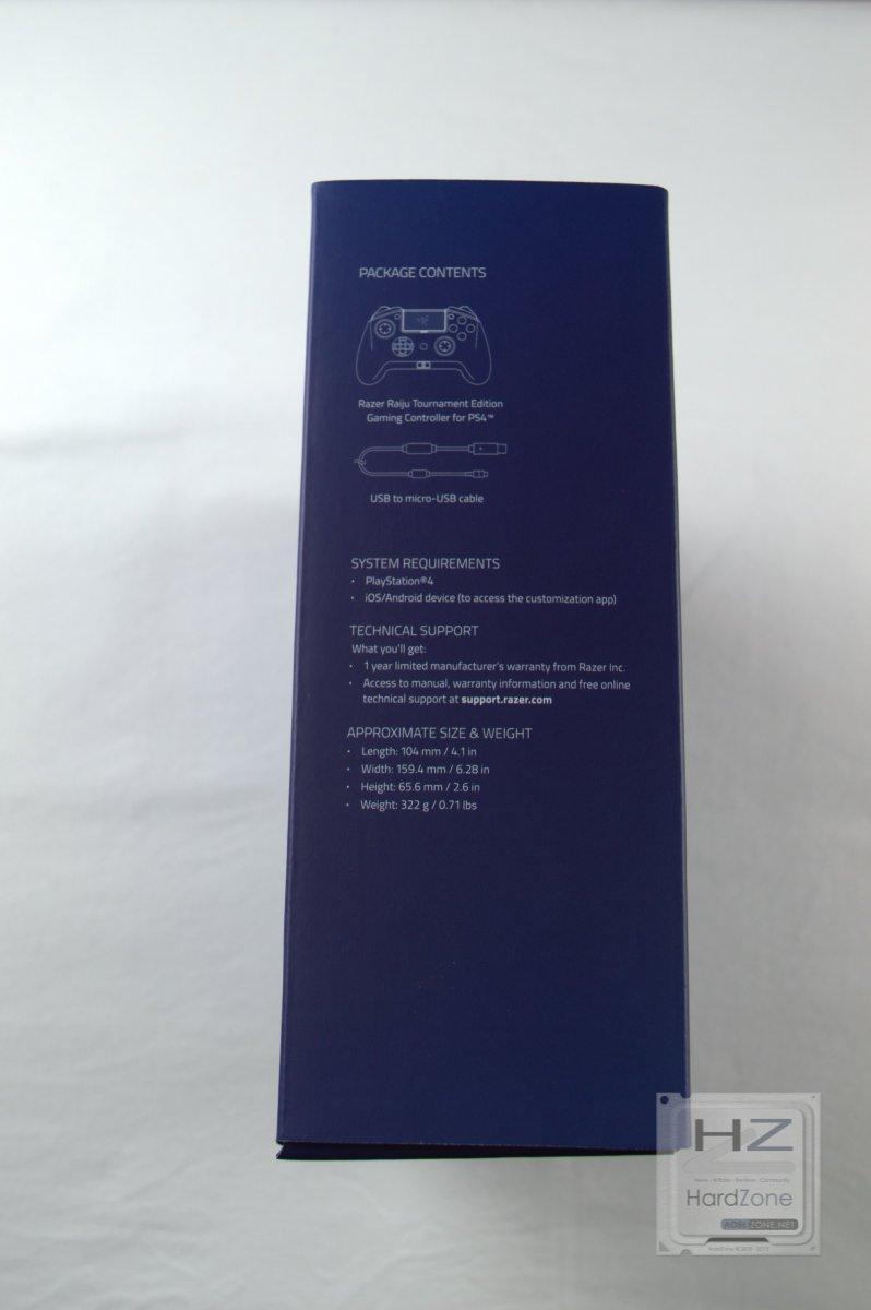 Análisis: Razer Raiju Tournament Edition PS4 - HardZone
