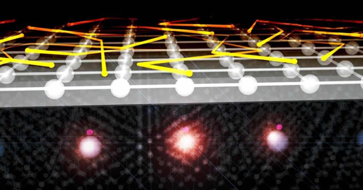 Ver noticia 'Un nuevo semiconductor multiplica por 18 la eficiencia de procesadores y memorias'