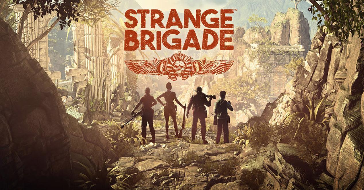 Ver noticia 'Strange Brigade: análisis de rendimiento gráfico con gráficas de AMD y NVIDIA'