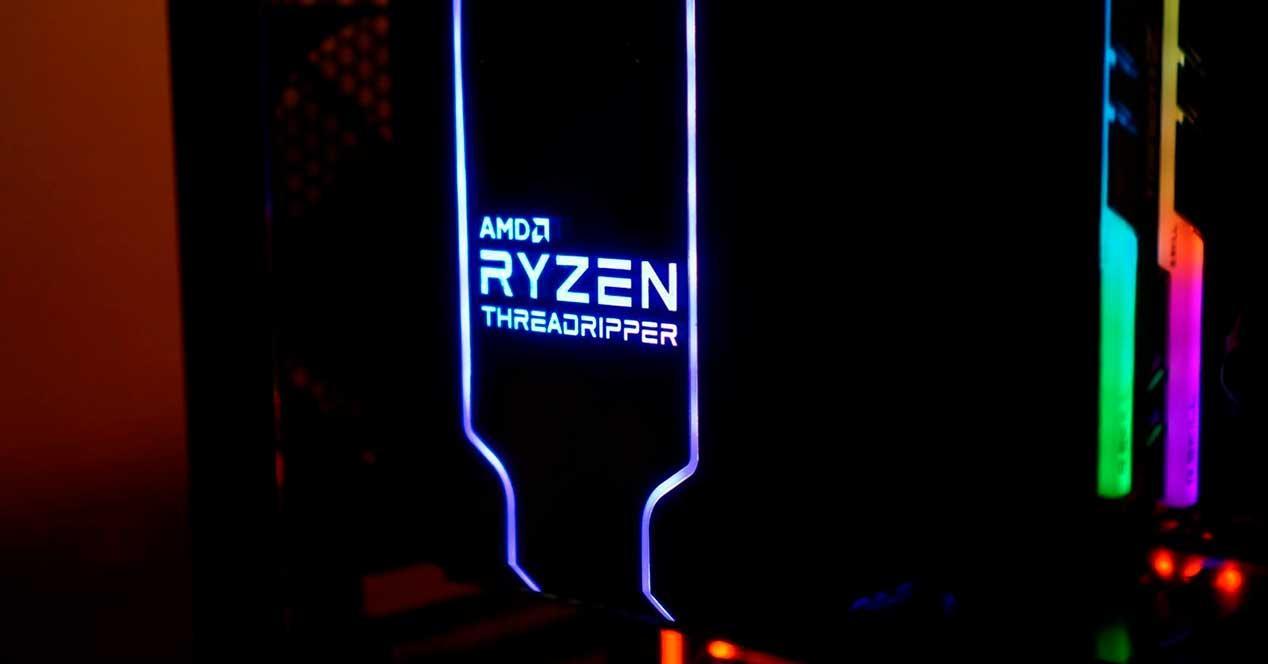 amd colaboracion cooler master amd ryzen threadripper 2