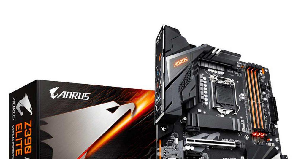 gigabyte z390 aorus elite placa base