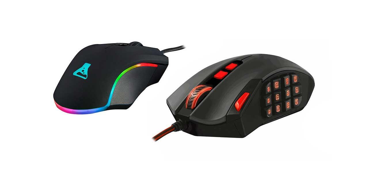 Los mejores ratones l ser por menos de 45 euros - Ratones para ordenador ...