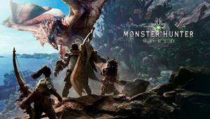 Monster Hunter: World ya disponible, requisitos mínimos y recomendados