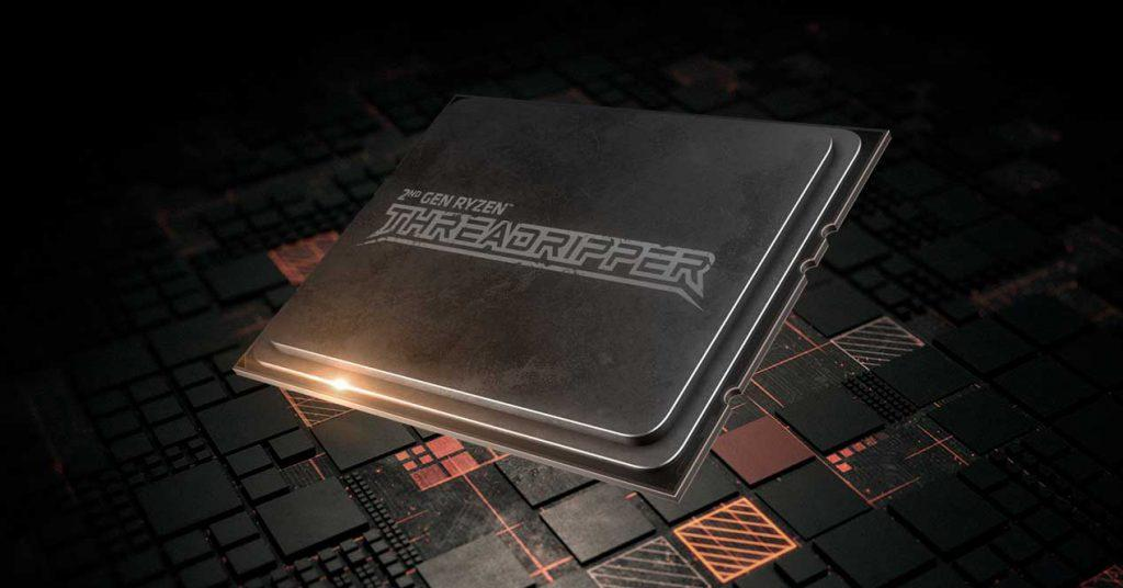 presentacion oficial amd ryzen threadripper 2 gen