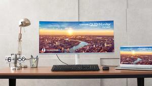 Samsung lanza un monitor QLED con Thunderbolt 3: un único cable para corriente e imagen