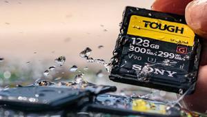 Sony Tough: las tarjetas SD más rápidas y resistentes del mercado