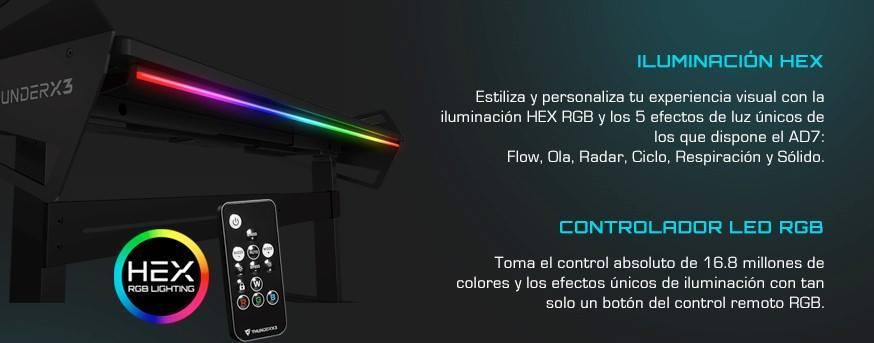 AD3 iluminación