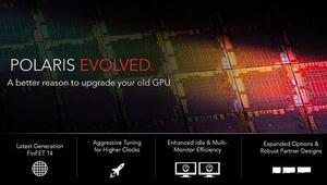 AMD podría anunciar nuevas tarjetas gráficas Polaris 30 de 12 nm en octubre