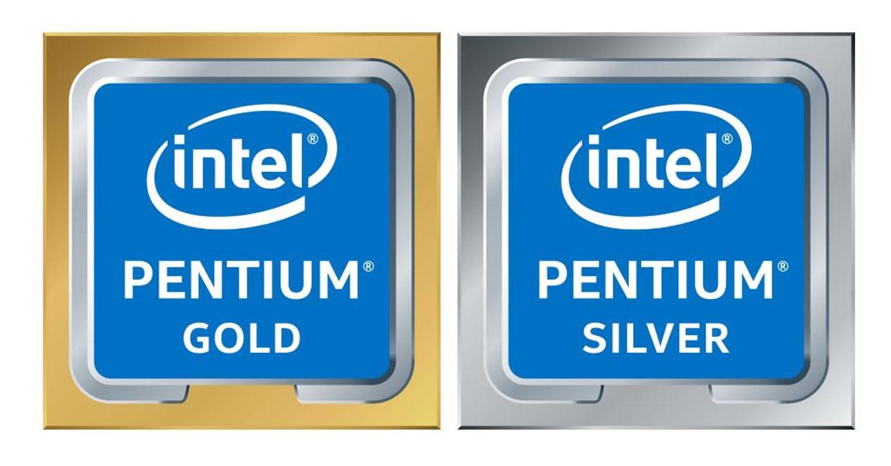 procesadores Intel Pentium Gold