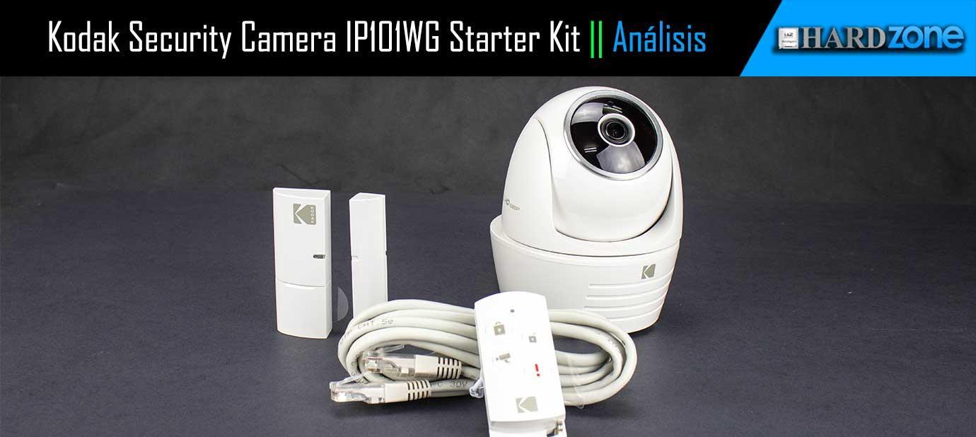 Kodak Security Camera IP101WG Starter Kit análisis