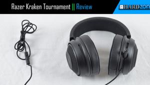 Review: Razer Kraken Tournament Edition, auriculares con THX Spatial