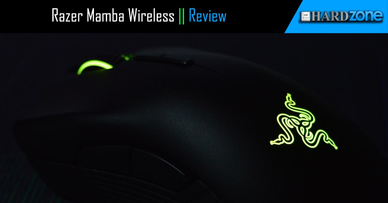 Ver noticia 'Review: Razer Mamba Wireless, el ratón inalámbrico gaming por excelencia'
