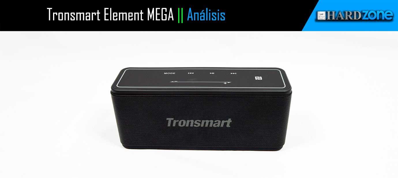 Tronsmart Element MEGA - Análisis