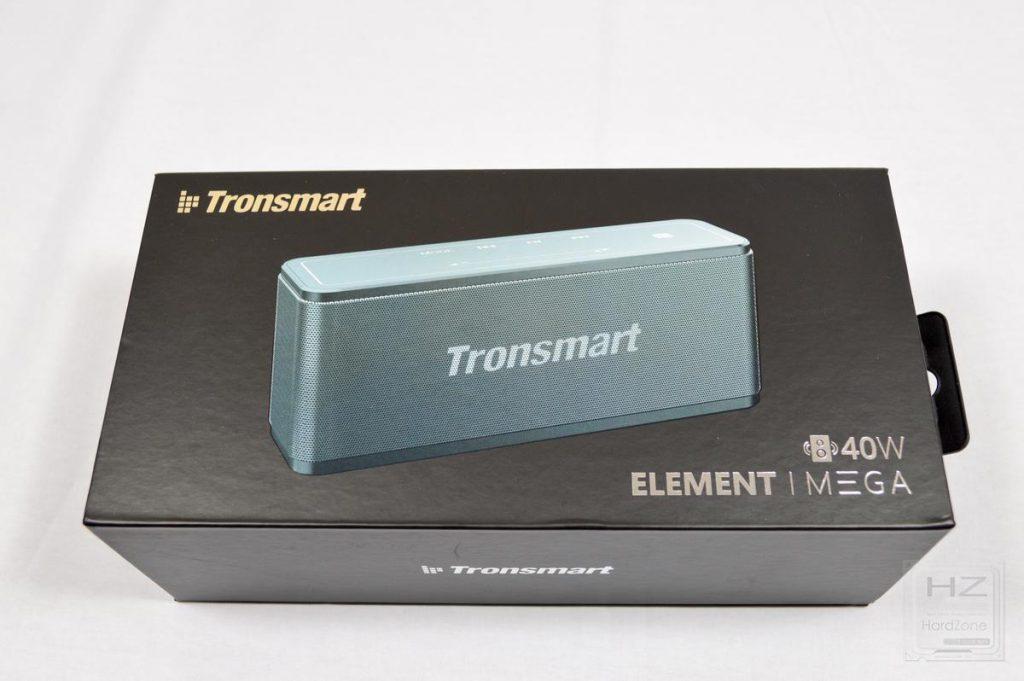 Tronsmart Element MEGA - Caja 1