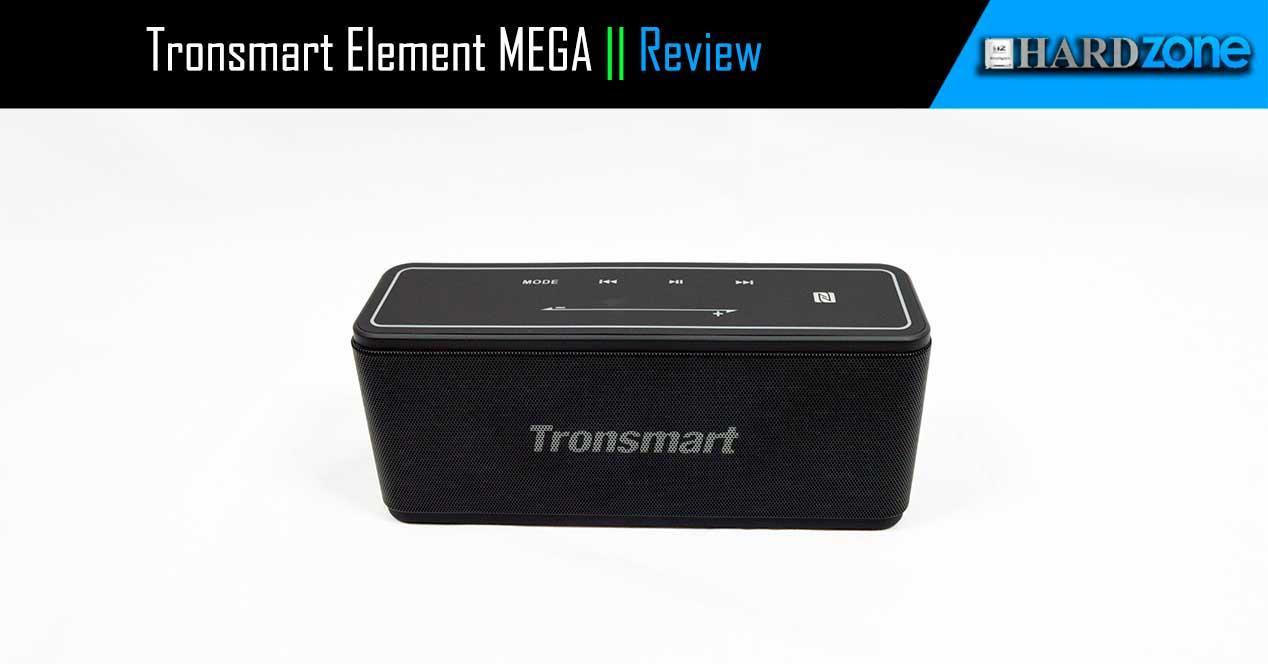 Tronsmart Element MEGA - Review